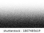 dotwork gradient pattern vector ... | Shutterstock .eps vector #1807485619