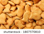 Delicious Goldfish Crackers As...