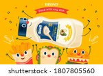 real mayonnaise bottle raised... | Shutterstock .eps vector #1807805560