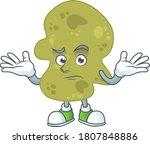 a cartoon image of... | Shutterstock .eps vector #1807848886