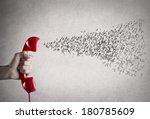 too many words   Shutterstock . vector #180785609