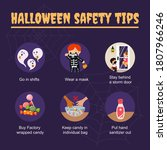 Halloween 2020  Safety Tips...