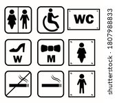 The Icon Of The Toilet. Men's ...