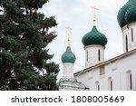 Traditional Russian Churhes...