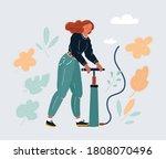 cartoon vector illustration of...   Shutterstock .eps vector #1808070496