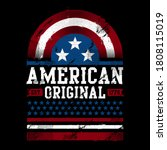 american original vector design ... | Shutterstock .eps vector #1808115019