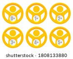 vector yellow icon suitable for ...   Shutterstock .eps vector #1808133880