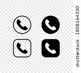 phone. phone vector icons...