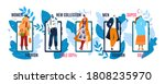 fashion banners or labels with... | Shutterstock .eps vector #1808235970