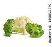 Broccoli And Cauliflower Low...