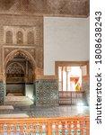 Marrakesh  Morocco   October 3...