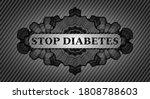 Stop Diabetes Text Inside...