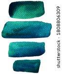 abstract watercolor texture ... | Shutterstock .eps vector #1808806309