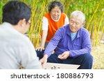 Seniors Play Traditional...