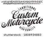 motorcycle club community logo...   Shutterstock .eps vector #1808934883
