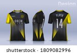 t shirt sport design template ...   Shutterstock .eps vector #1809082996