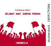 Happy Indonesian Youth Pledge ...