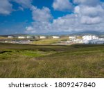 Sullom Voe  Uk   Aug 8 2020 ...