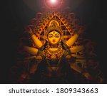 Making Of Goddess Durga Idol....