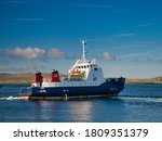 Shetland  Uk   Aug 6 2020  In...