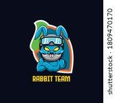 Vector Mascot Esports Your...