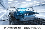 Automation Aumobile Factory...