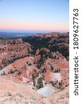 Scenic View Of Bryce Canyon At...