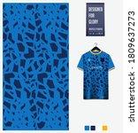 fabric textile pattern design... | Shutterstock .eps vector #1809637273
