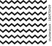 chevron pattern with grunge... | Shutterstock . vector #180970439