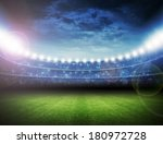 stadium | Shutterstock . vector #180972728