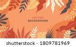 vector  horizontal abstract... | Shutterstock .eps vector #1809781969