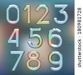 figures | Shutterstock .eps vector #180981728