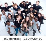 team of diverse young people...   Shutterstock . vector #1809920410