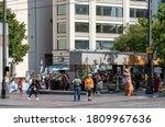 Seattle  Washington Usa   Sep 5 ...