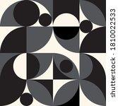 retro geometric seamless... | Shutterstock .eps vector #1810022533