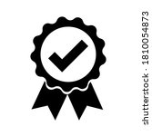 approved certified. award... | Shutterstock .eps vector #1810054873