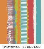 watercolor strips vector...   Shutterstock .eps vector #1810301230