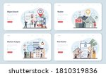 qualified real estate agent or...   Shutterstock .eps vector #1810319836