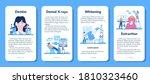 dentist profession mobile...   Shutterstock .eps vector #1810323460