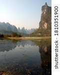 Reflections On The Li River...