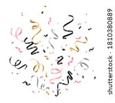colorful serpentine and...   Shutterstock .eps vector #1810380889
