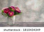 Beautiful Bouquet In A Flower...