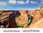 Horseshoe Bend Is A Beautiful...