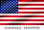 american flag    Shutterstock . vector #181059920