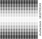repeating black and white... | Shutterstock .eps vector #1810703143