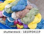 Spool Of Thread Use For Weavin...