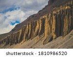 Mountain Range Of Dhankar...