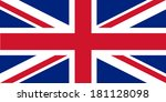 high detailed vector flag of... | Shutterstock .eps vector #181128098