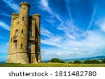 Medieval Fortress Tower In...