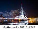 Taiwan Kaohsiung Pier Two Dagang Bridge